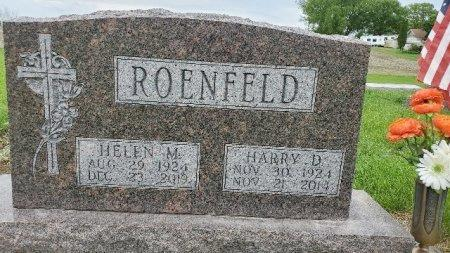 ROENFELD, HARRY D - Shelby County, Iowa | HARRY D ROENFELD