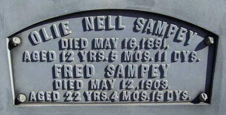 SAMPEY, FRED - Shelby County, Iowa | FRED SAMPEY