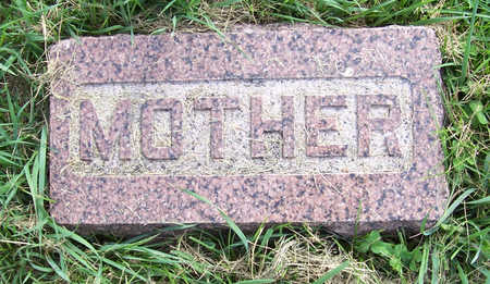 SAWYERS, STELLA M. (MOTHER) - Shelby County, Iowa | STELLA M. (MOTHER) SAWYERS