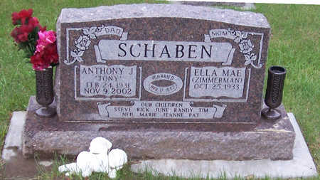 SCHABEN, ANTHONY J.