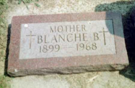 VON TERSCH SCHABEN, BLANCHE BARBARA - Shelby County, Iowa | BLANCHE BARBARA VON TERSCH SCHABEN