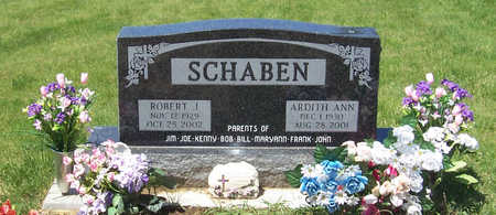 SCHABEN, ROBERT J. - Shelby County, Iowa | ROBERT J. SCHABEN