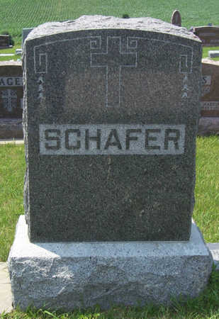 SCHAFER, (LOT) - Shelby County, Iowa | (LOT) SCHAFER