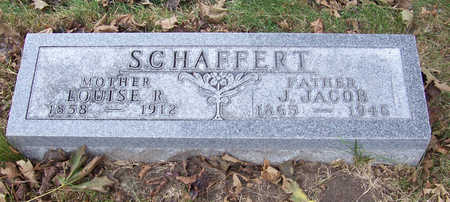 SCHAFFERT, LOUISE R. (MOTHER) - Shelby County, Iowa | LOUISE R. (MOTHER) SCHAFFERT