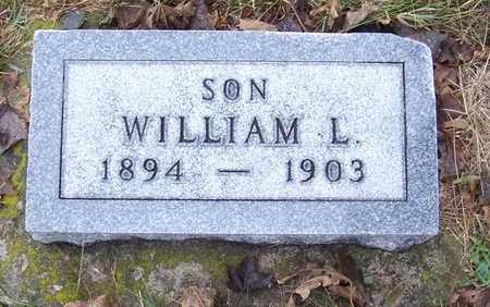 SCHAFFERT, WILLIAM L. (SON) - Shelby County, Iowa   WILLIAM L. (SON) SCHAFFERT