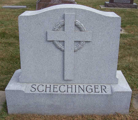 SCHECHINGER, VITUS & BARBARA (LOT) - Shelby County, Iowa | VITUS & BARBARA (LOT) SCHECHINGER