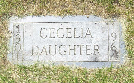 SCHEURING, CECELIA - Shelby County, Iowa | CECELIA SCHEURING