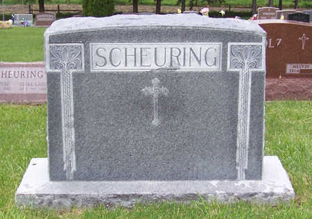 SCHEURING, JOSEPH & SUSANNA (LOT) - Shelby County, Iowa | JOSEPH & SUSANNA (LOT) SCHEURING