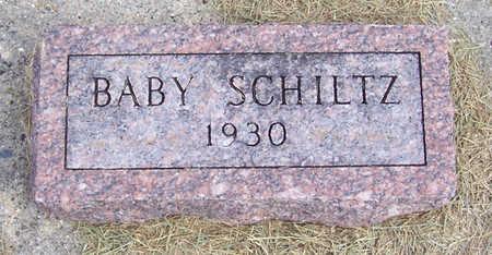 SCHILTZ, BABY - Shelby County, Iowa | BABY SCHILTZ