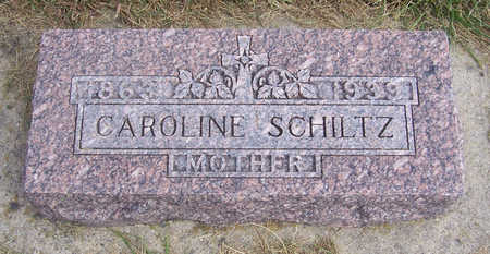 SCHILTZ, CAROLINE (MOTHER) - Shelby County, Iowa | CAROLINE (MOTHER) SCHILTZ