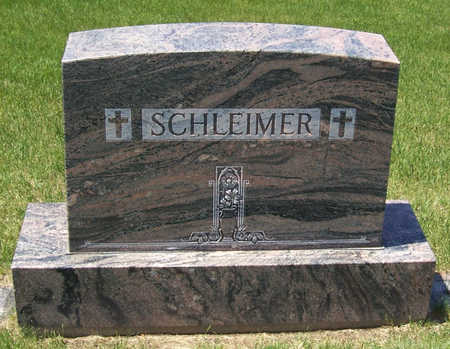 SCHLEIMER, ANTON & WILHELMINA (LOT) - Shelby County, Iowa | ANTON & WILHELMINA (LOT) SCHLEIMER