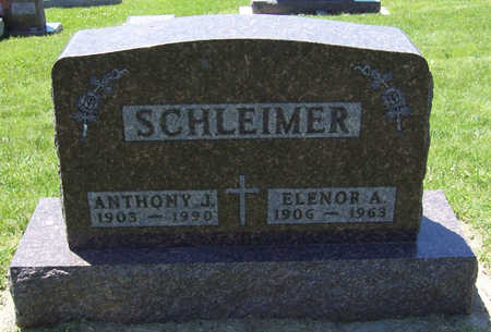 SCHLEIMER, ELENOR A. - Shelby County, Iowa | ELENOR A. SCHLEIMER