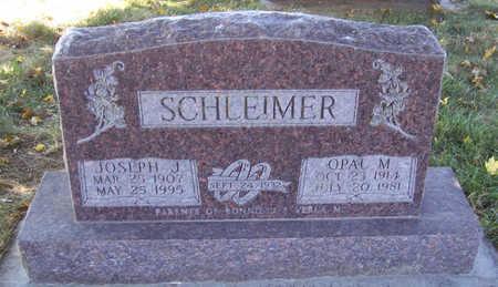 SCHLEIMER, JOSEPH J. - Shelby County, Iowa | JOSEPH J. SCHLEIMER