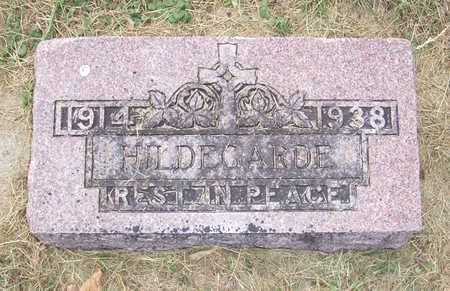 SCHMITZ, HILDEGARDE - Shelby County, Iowa | HILDEGARDE SCHMITZ