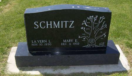 SCHMITZ, LA VERN L. - Shelby County, Iowa | LA VERN L. SCHMITZ