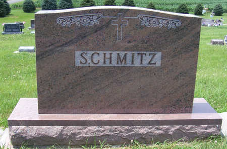 SCHMITZ, PETER & CATHERINE (LOT) - Shelby County, Iowa | PETER & CATHERINE (LOT) SCHMITZ