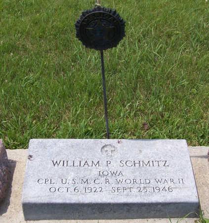 SCHMITZ, WILLIAM P. (MILITARY) - Shelby County, Iowa | WILLIAM P. (MILITARY) SCHMITZ