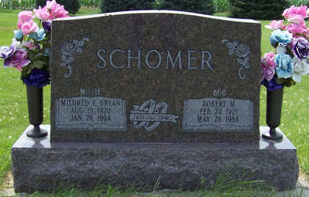 SCHOMER, ROBERT M. - Shelby County, Iowa | ROBERT M. SCHOMER