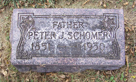 SCHOMER, PETER J. (FATHER) - Shelby County, Iowa | PETER J. (FATHER) SCHOMER