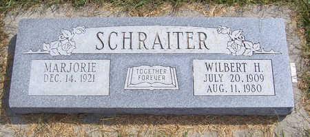 SCHRAITER, WILBERT H. - Shelby County, Iowa | WILBERT H. SCHRAITER