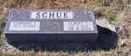 SCHUE, CORINNE L. - Shelby County, Iowa | CORINNE L. SCHUE