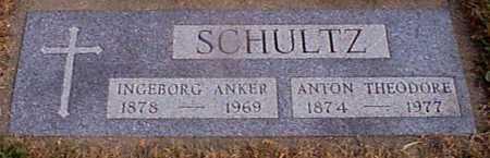 SCHULTZ, INGEBORG M - Shelby County, Iowa | INGEBORG M SCHULTZ