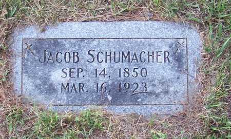 SCHUMACHER, JACOB - Shelby County, Iowa   JACOB SCHUMACHER