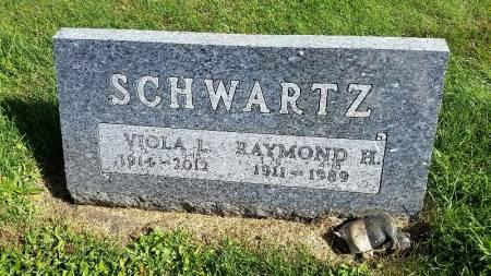 SCHWARTZ, RAYMOND H. - Shelby County, Iowa | RAYMOND H. SCHWARTZ