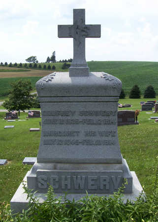 SCHWERY, MARGARET - Shelby County, Iowa | MARGARET SCHWERY