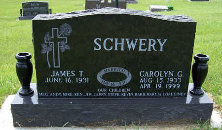 SCHWERY, JAMES T. - Shelby County, Iowa | JAMES T. SCHWERY