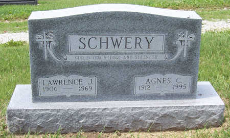 SCHWERY, LAWRENCE J. - Shelby County, Iowa | LAWRENCE J. SCHWERY