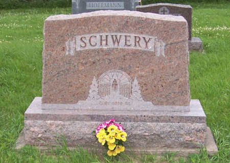 SCHWERY, MELCHIOR (LOT) - Shelby County, Iowa | MELCHIOR (LOT) SCHWERY