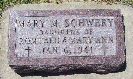 SCHWERY, MARY M. - Shelby County, Iowa | MARY M. SCHWERY