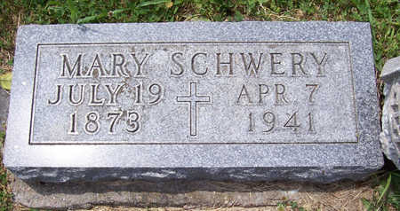 SCHWERY, MARY - Shelby County, Iowa | MARY SCHWERY