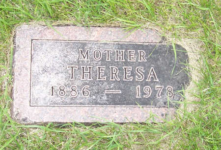 SCHWERY, THERESA - Shelby County, Iowa | THERESA SCHWERY