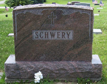 SCHWERY, THEODORE & MARY (LOT) - Shelby County, Iowa | THEODORE & MARY (LOT) SCHWERY