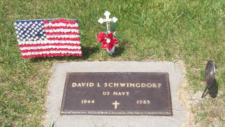 SCHWINGDORF, DAVID L. - Shelby County, Iowa | DAVID L. SCHWINGDORF