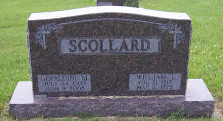 SCOLLARD, WILLIAM T. - Shelby County, Iowa | WILLIAM T. SCOLLARD