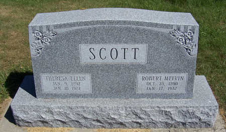 SCOTT, ROBERT MELVIN - Shelby County, Iowa | ROBERT MELVIN SCOTT