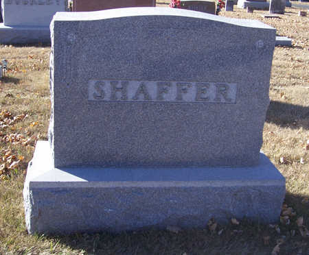 SHAFFER, (LOT) - Shelby County, Iowa | (LOT) SHAFFER