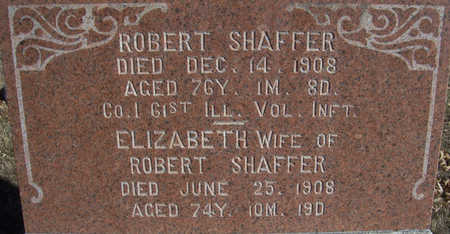 SHAFFER, ELIZABETH (CLOSE-UP) - Shelby County, Iowa | ELIZABETH (CLOSE-UP) SHAFFER