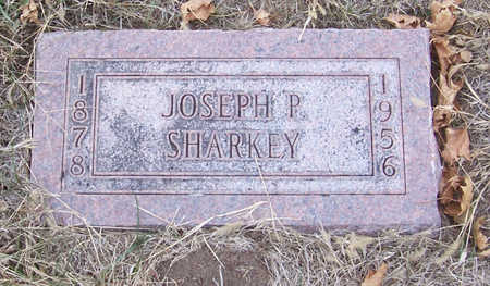 SHARKEY, JOSEPH P. - Shelby County, Iowa | JOSEPH P. SHARKEY