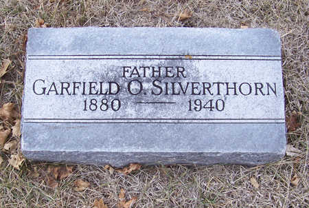 SILVERTHORN, GARFIELD O. (FATHER) - Shelby County, Iowa | GARFIELD O. (FATHER) SILVERTHORN