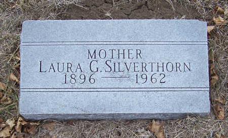 SILVERTHORN, LAURA G. (MOTHER) - Shelby County, Iowa | LAURA G. (MOTHER) SILVERTHORN