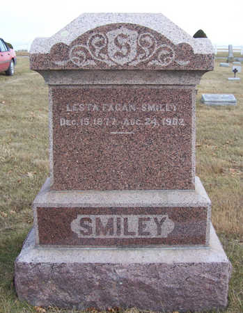 SMILEY, LESTA - Shelby County, Iowa | LESTA SMILEY