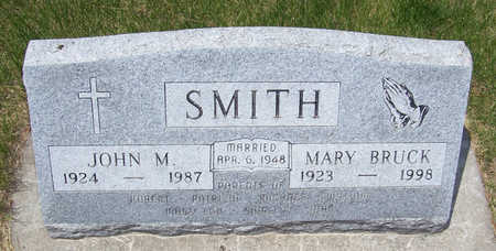 SMITH, MARY - Shelby County, Iowa | MARY SMITH