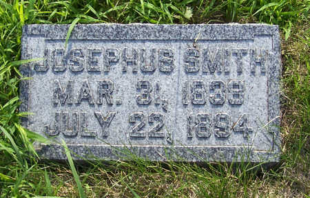 SMITH, JOSEPHUS - Shelby County, Iowa | JOSEPHUS SMITH