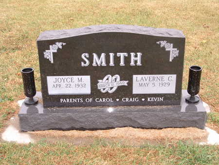 SMITH, JOYCE M - Shelby County, Iowa | JOYCE M SMITH