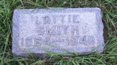 SMITH, LOTTIE - Shelby County, Iowa | LOTTIE SMITH