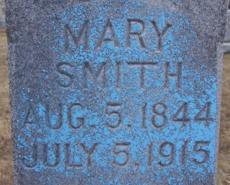 SMITH, MARY (CLOSE-UP) - Shelby County, Iowa | MARY (CLOSE-UP) SMITH